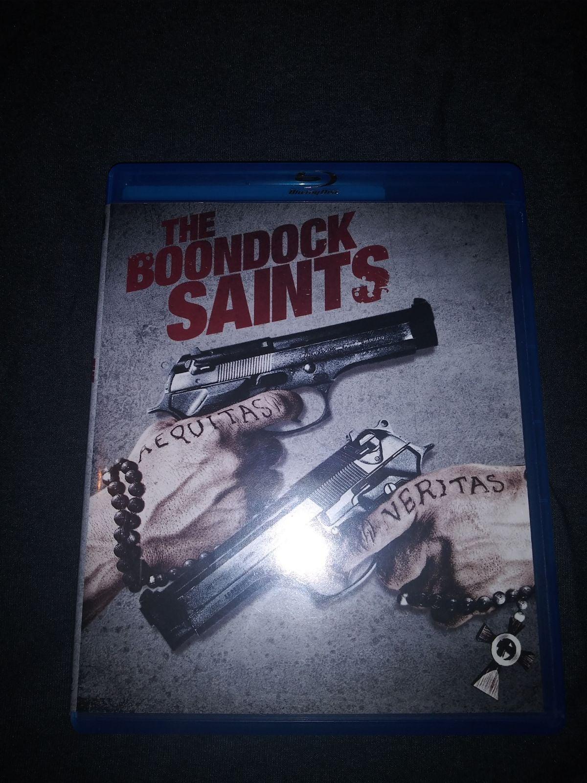 The boondock saints bluray movie