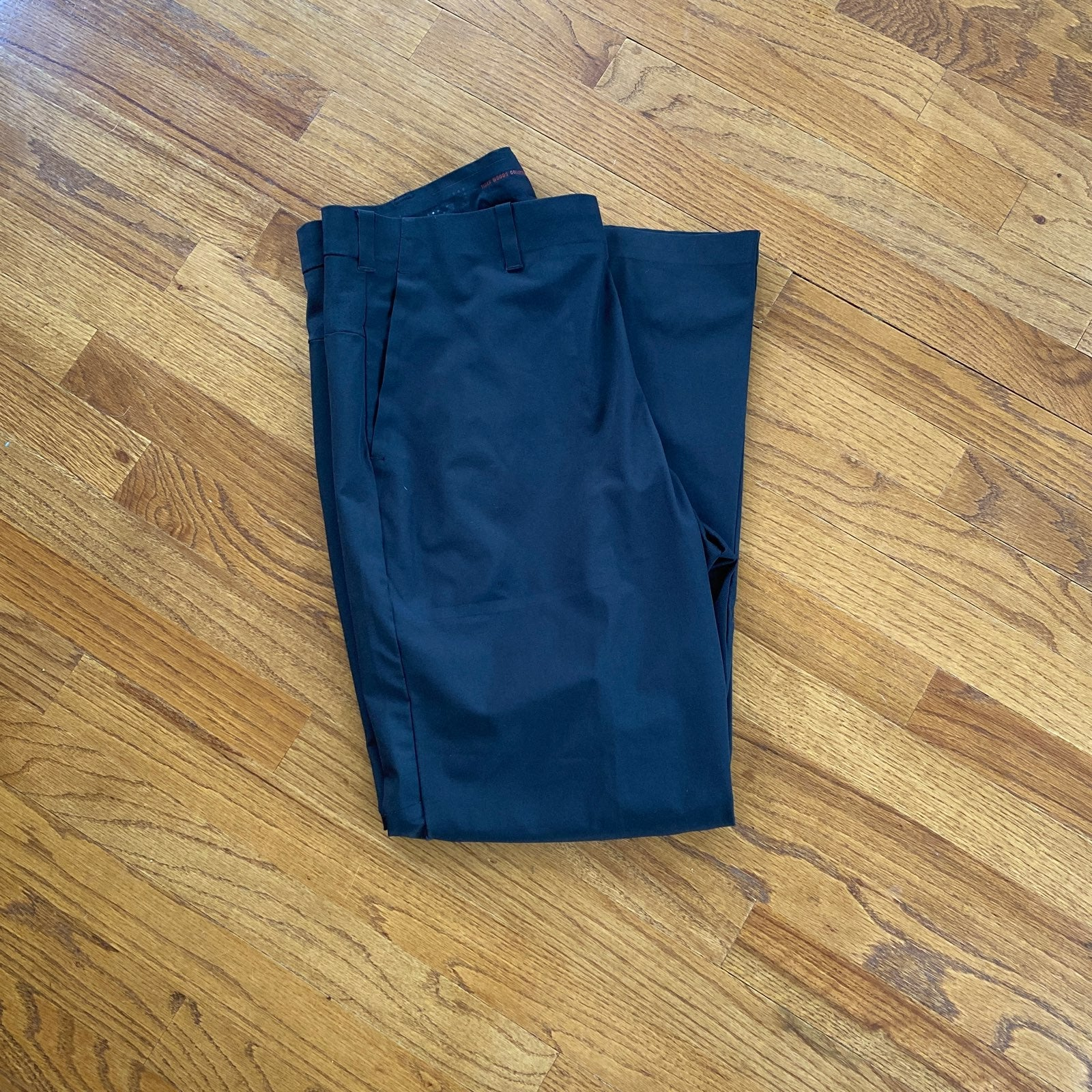 Nike Tiger Woods Black Golf Pants 35x30