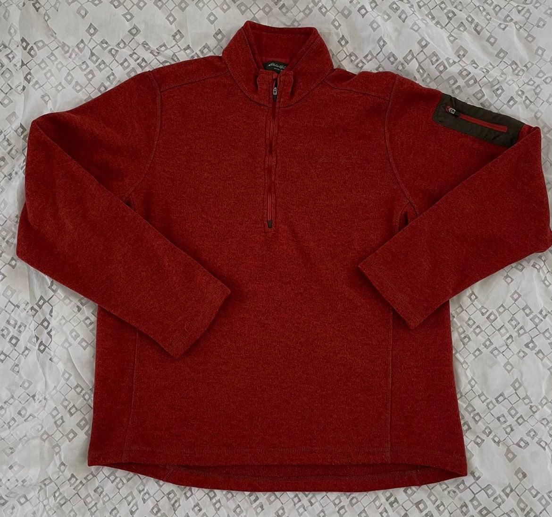 Eddie Bauer Men's Knitted Sweater XL