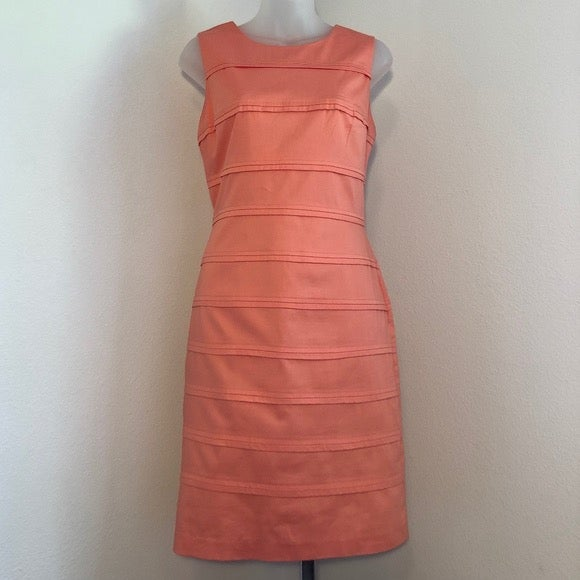 Marc New York By Andrew Marc Coral Dress