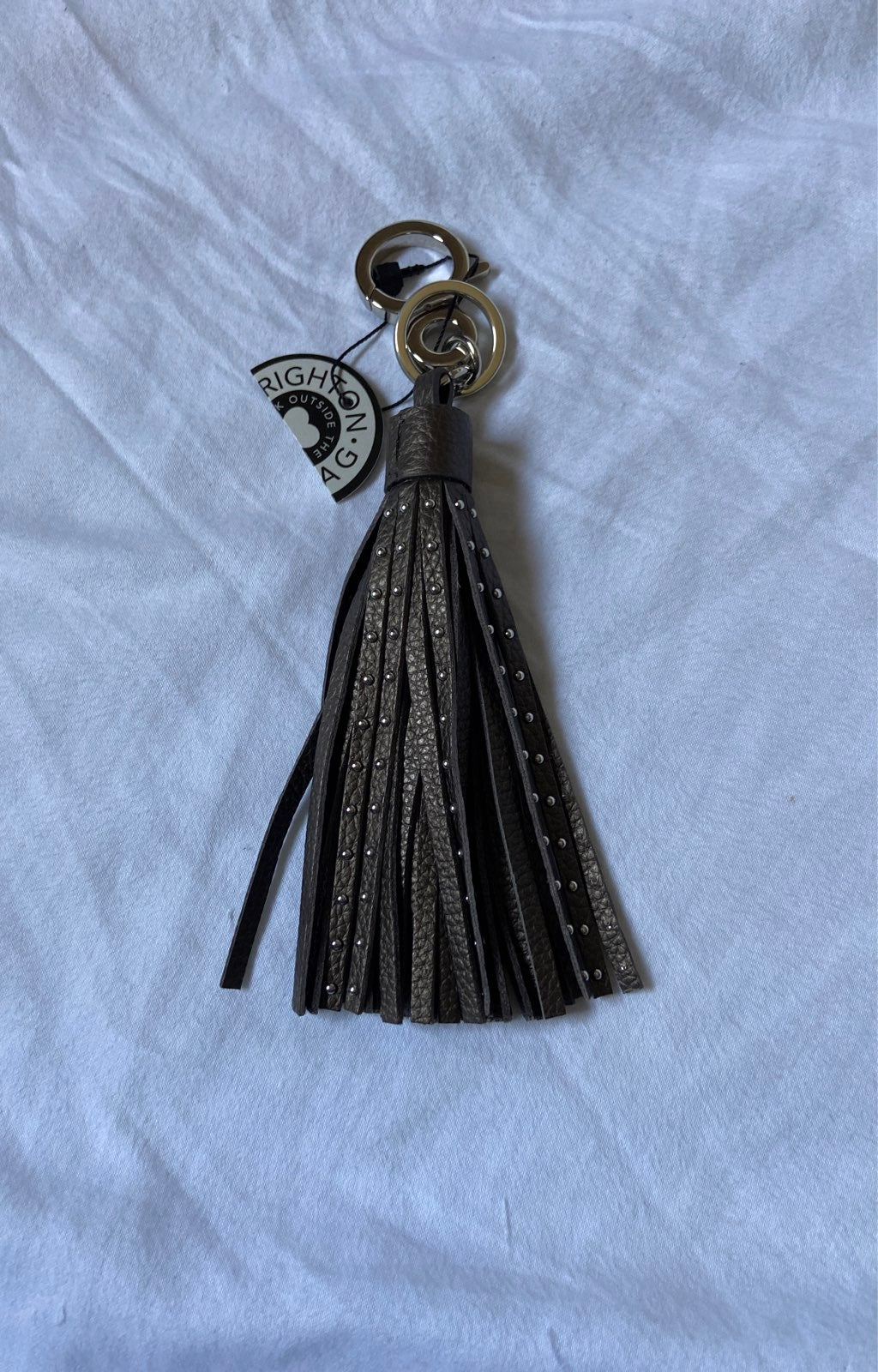 Brighton Tassle Keychain
