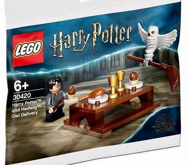 Lego® Harry Potter Hedwig Owl 30420