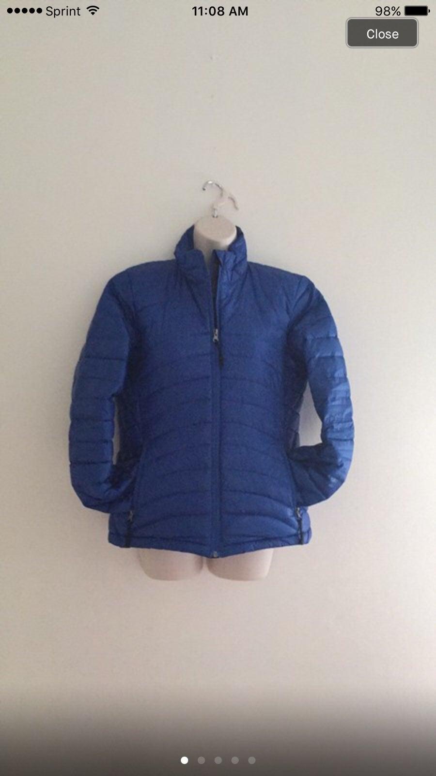 CB Sports Royal Blue Down Jacket