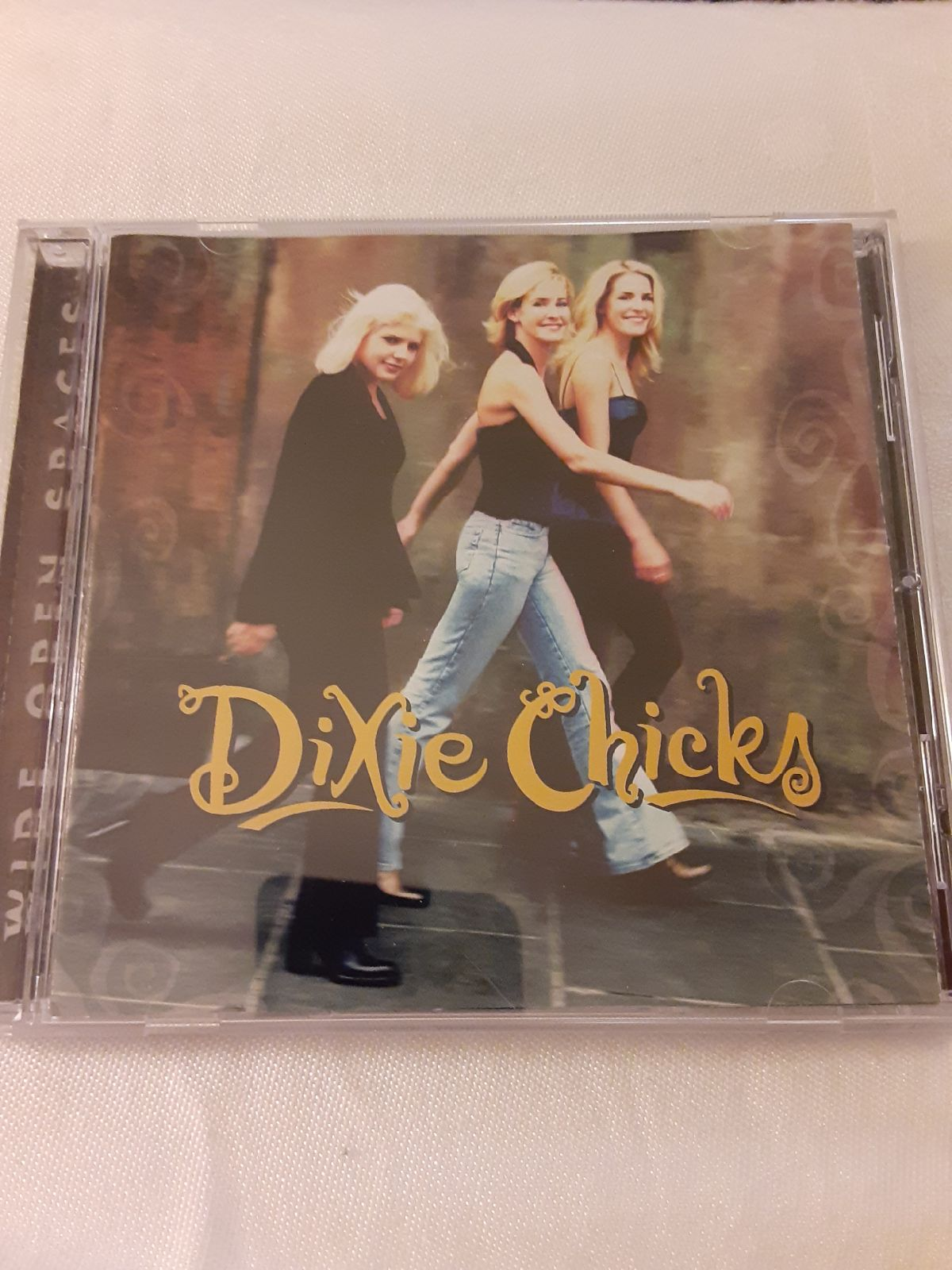 Dixie Chick Wide Open Space CD