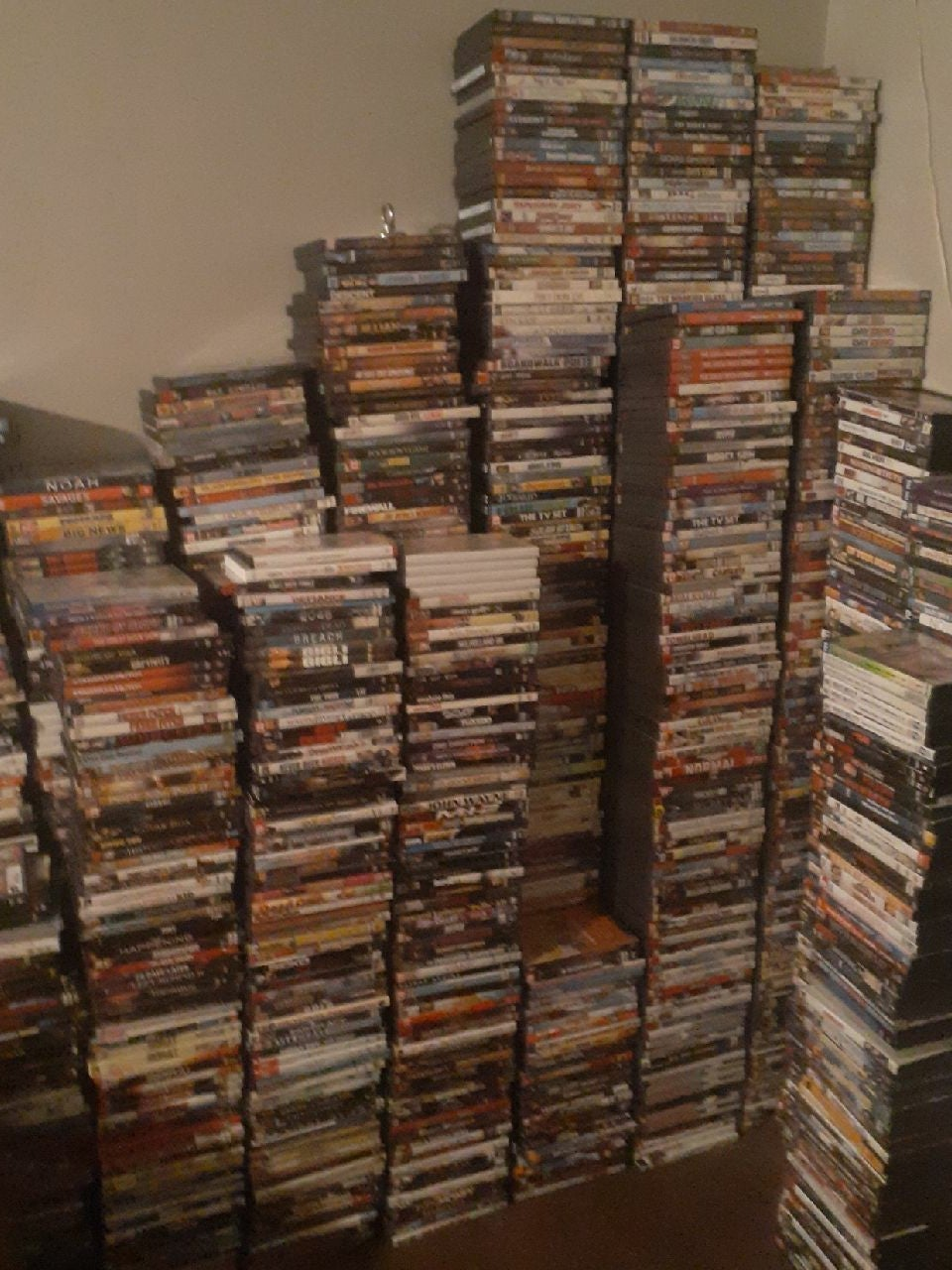 50 Used DVD Movies Great Deal Free Ship