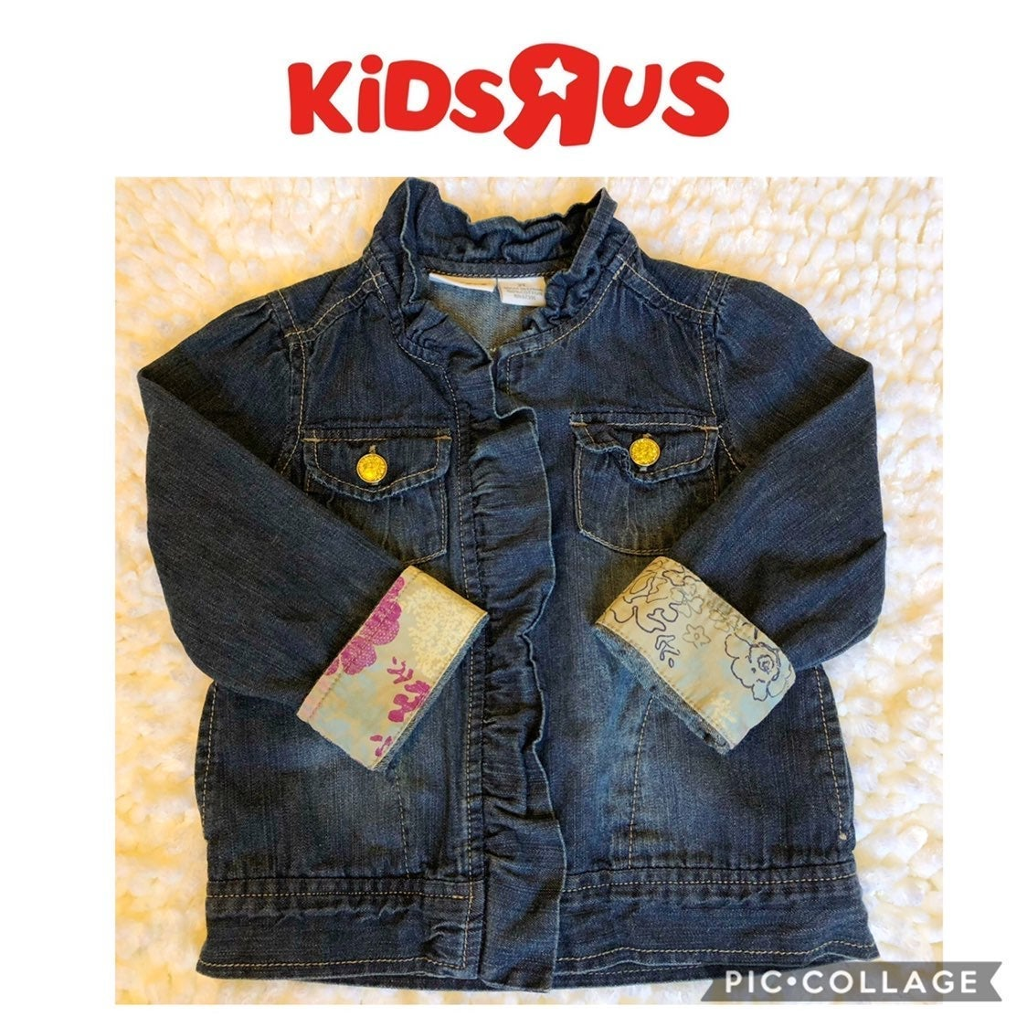Girls denim / Jean Jacket