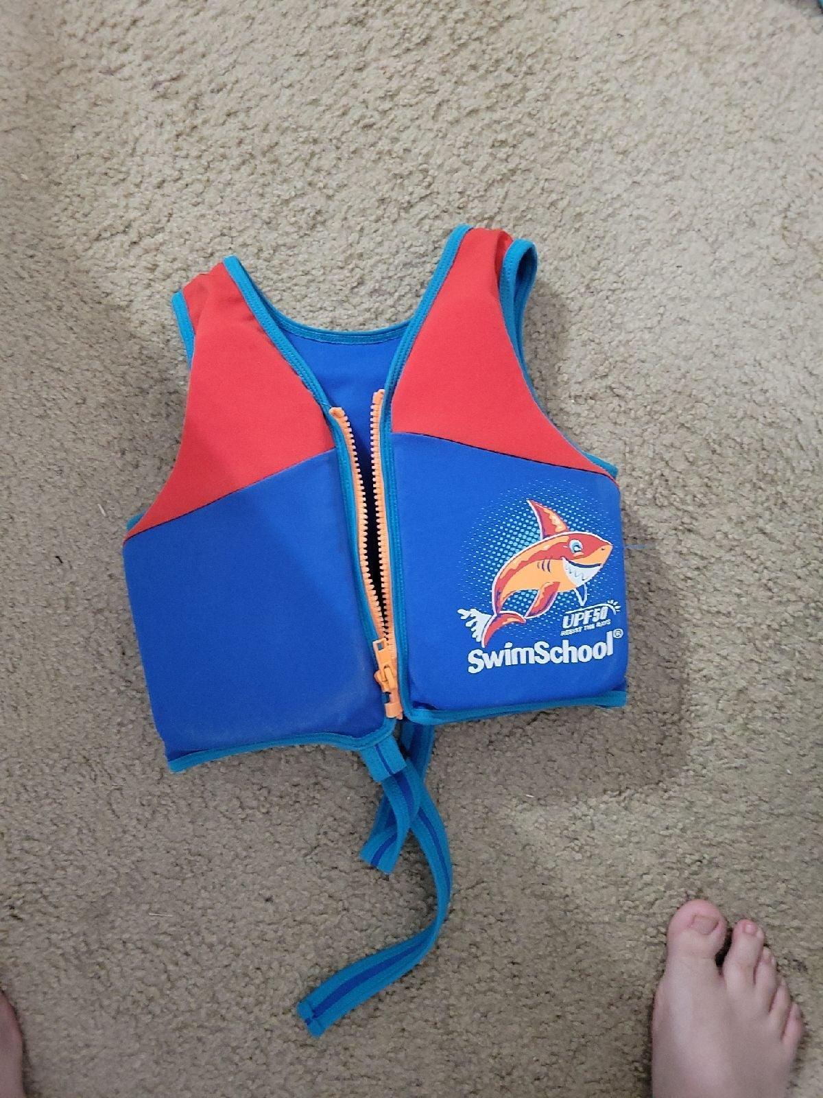 Toddler swim vest