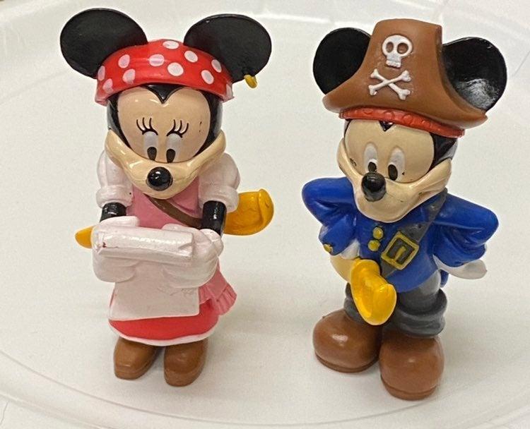 Mickey & Minnie Pirate Adventure figur