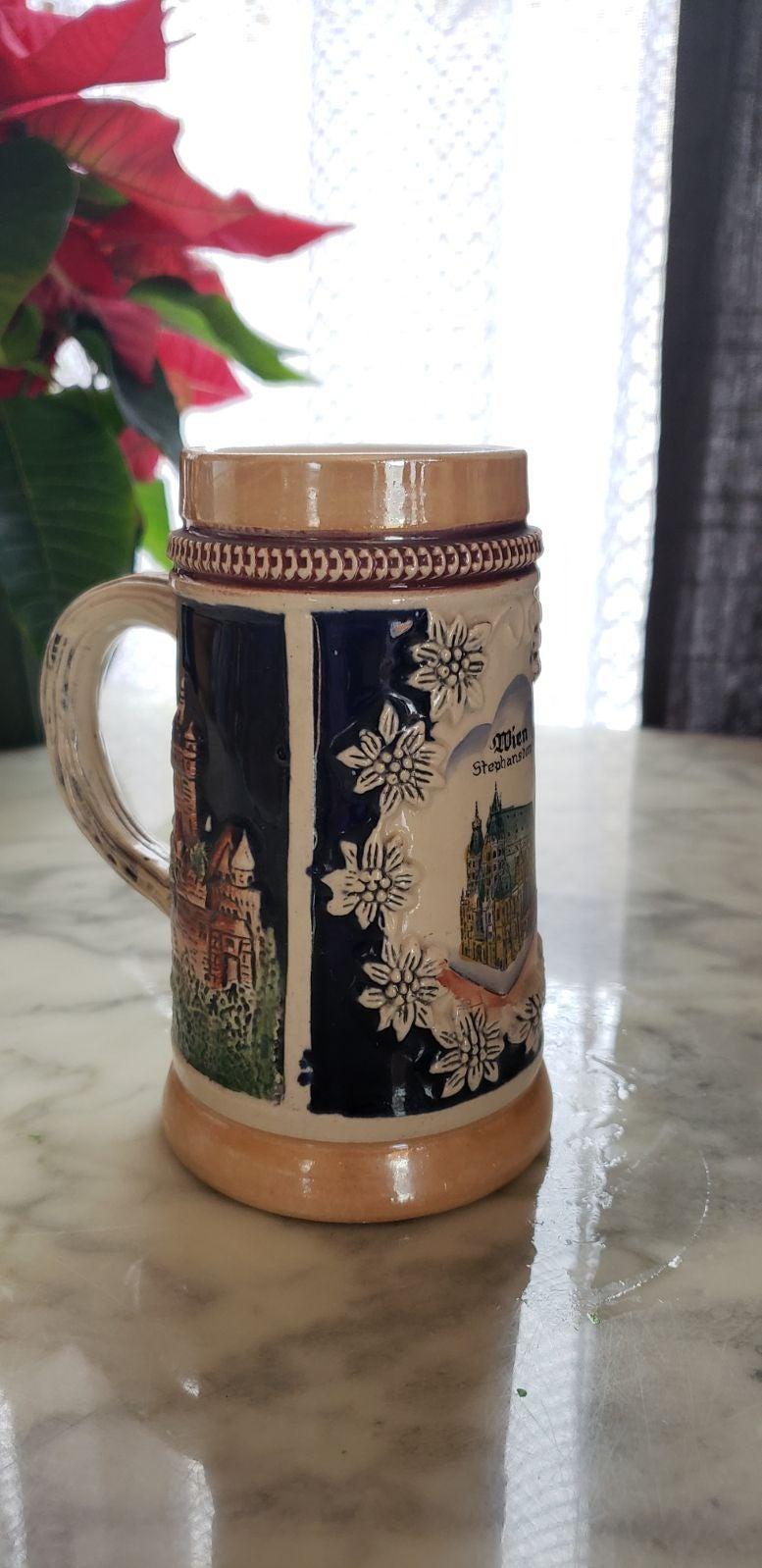 Mini Beer Stein Mug