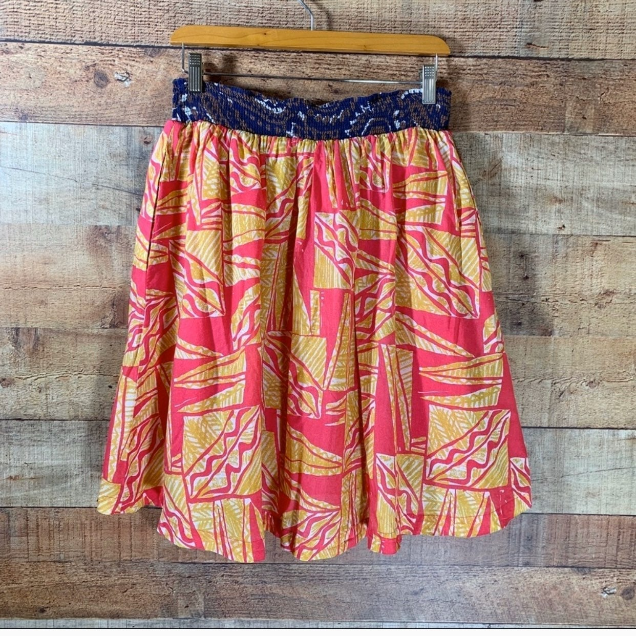 Vanessa Virginia Pink Tamarind Skirt