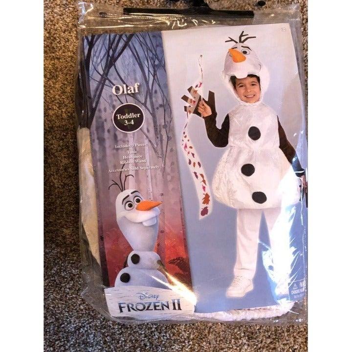 Toddler Olaf Frozen II Costume