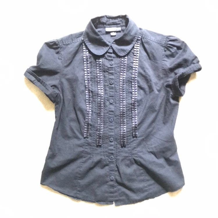 Behnaz Sarafpour for target button down