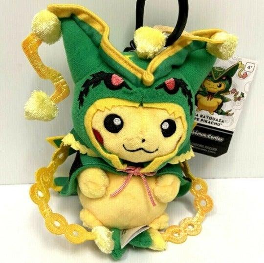 Pokemon Center Mega Rayquaza Pikachu