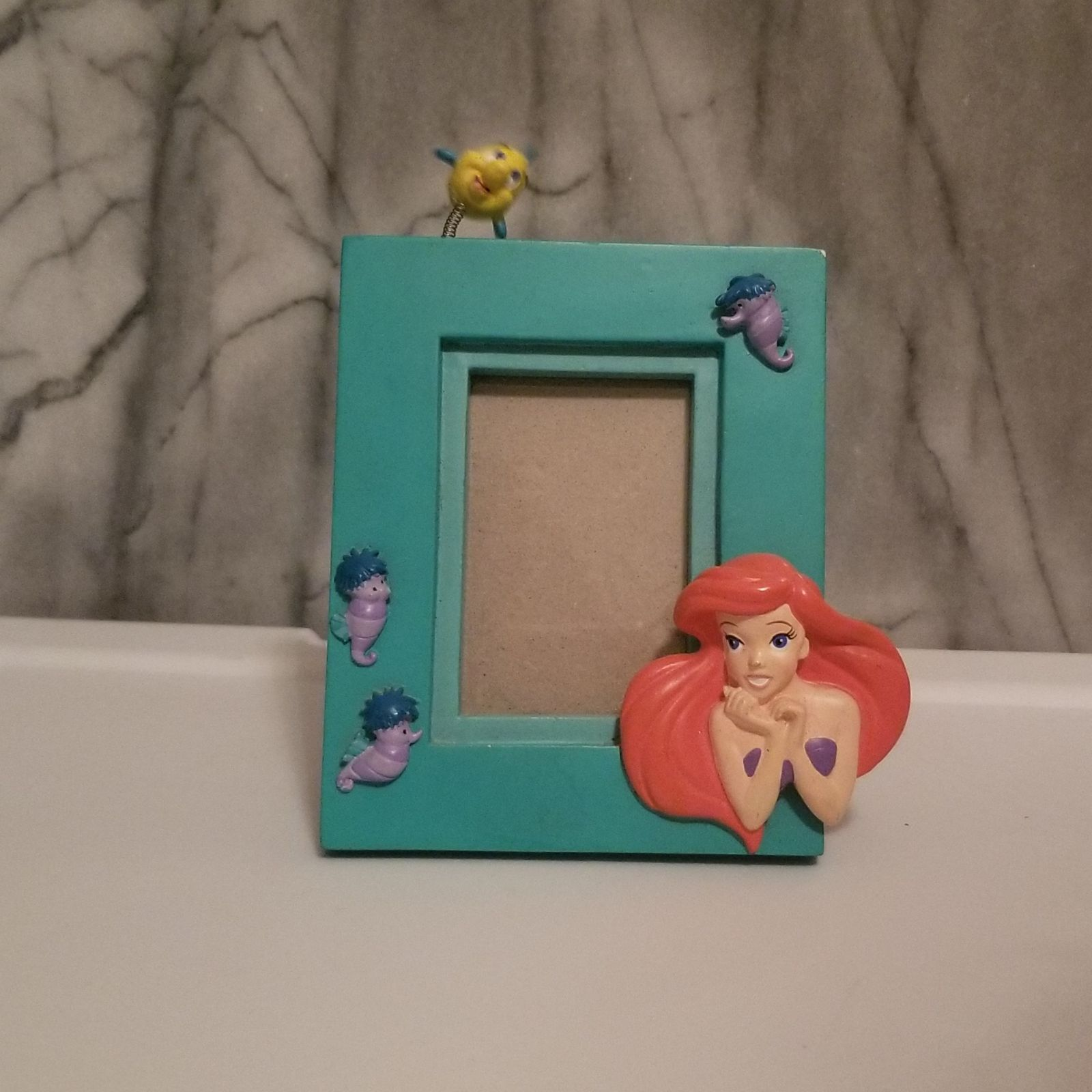 Little mermaid picture frame