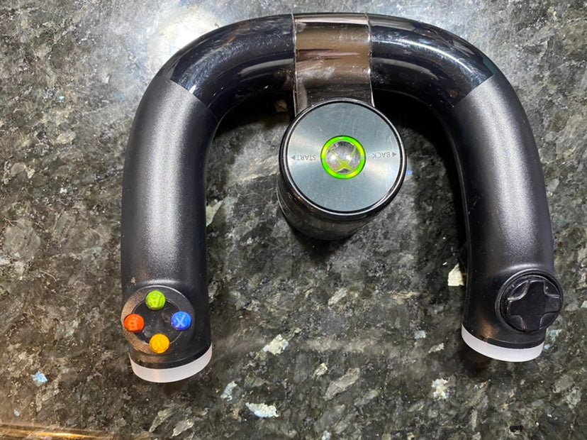 Xbox 360 Wireless Racing Steering Wheel