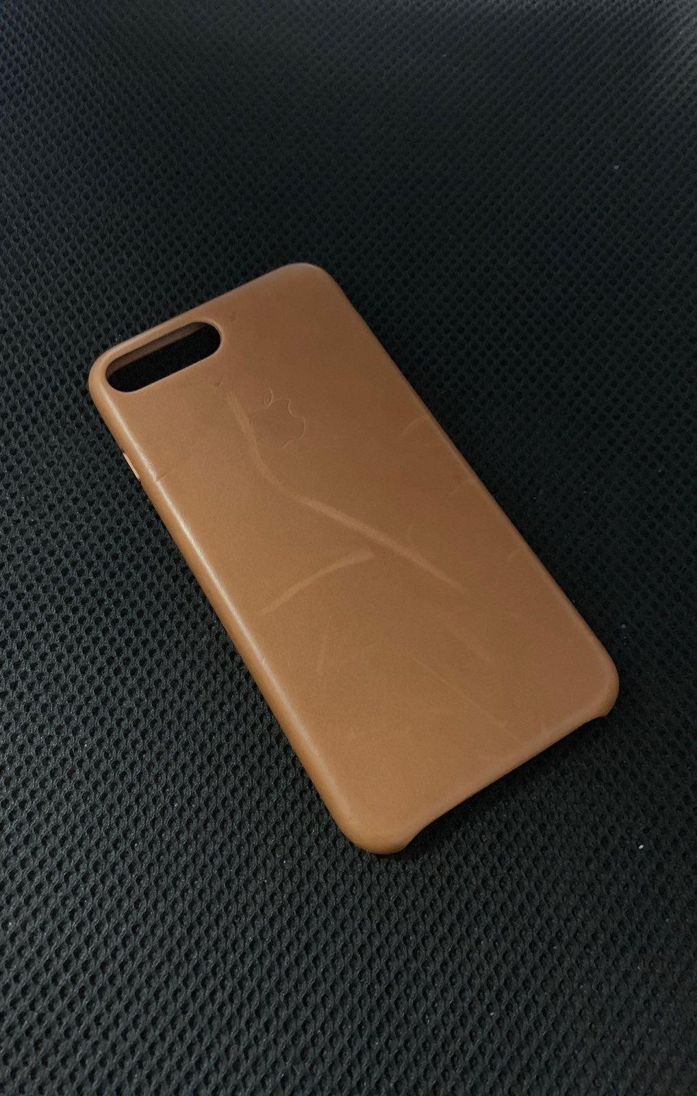 Original Apple Leather iPhone 8 Plus 7+