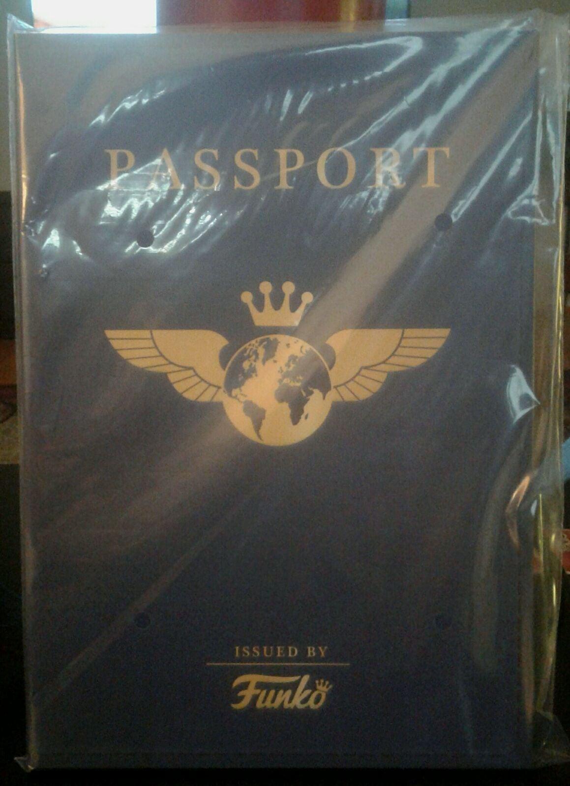 Funko PoP Around The World Passport