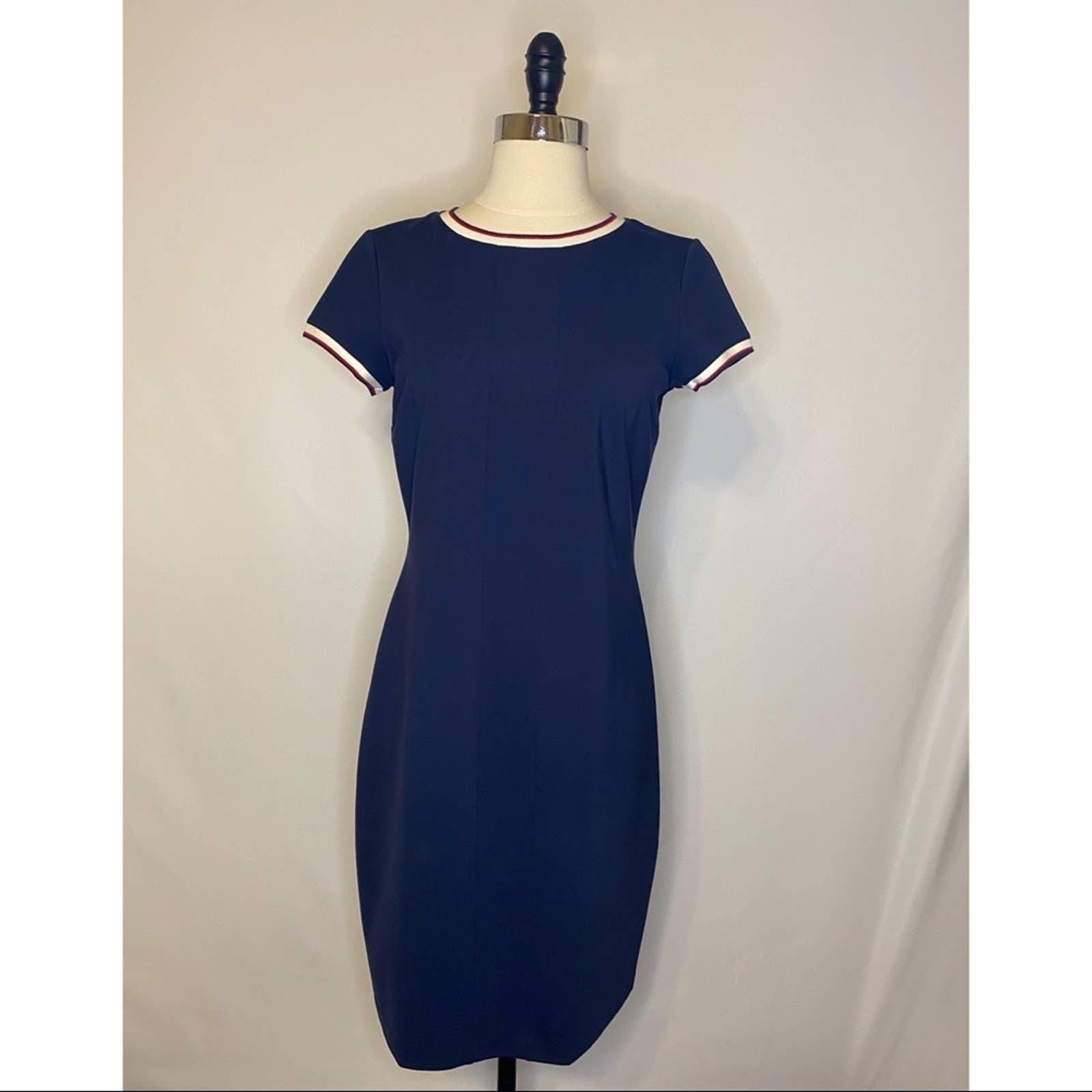 Brooks Brothers Short Sleeve Dress