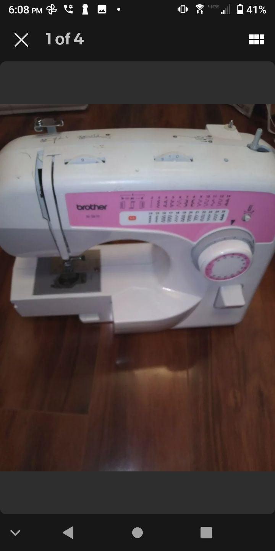 Brother XL2610 Free Arm Sewing Machine W
