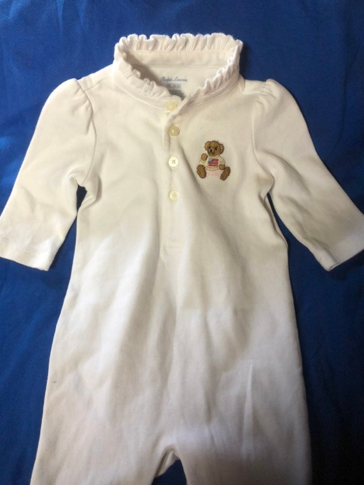 Ralph Lauren Polo one piece outfit