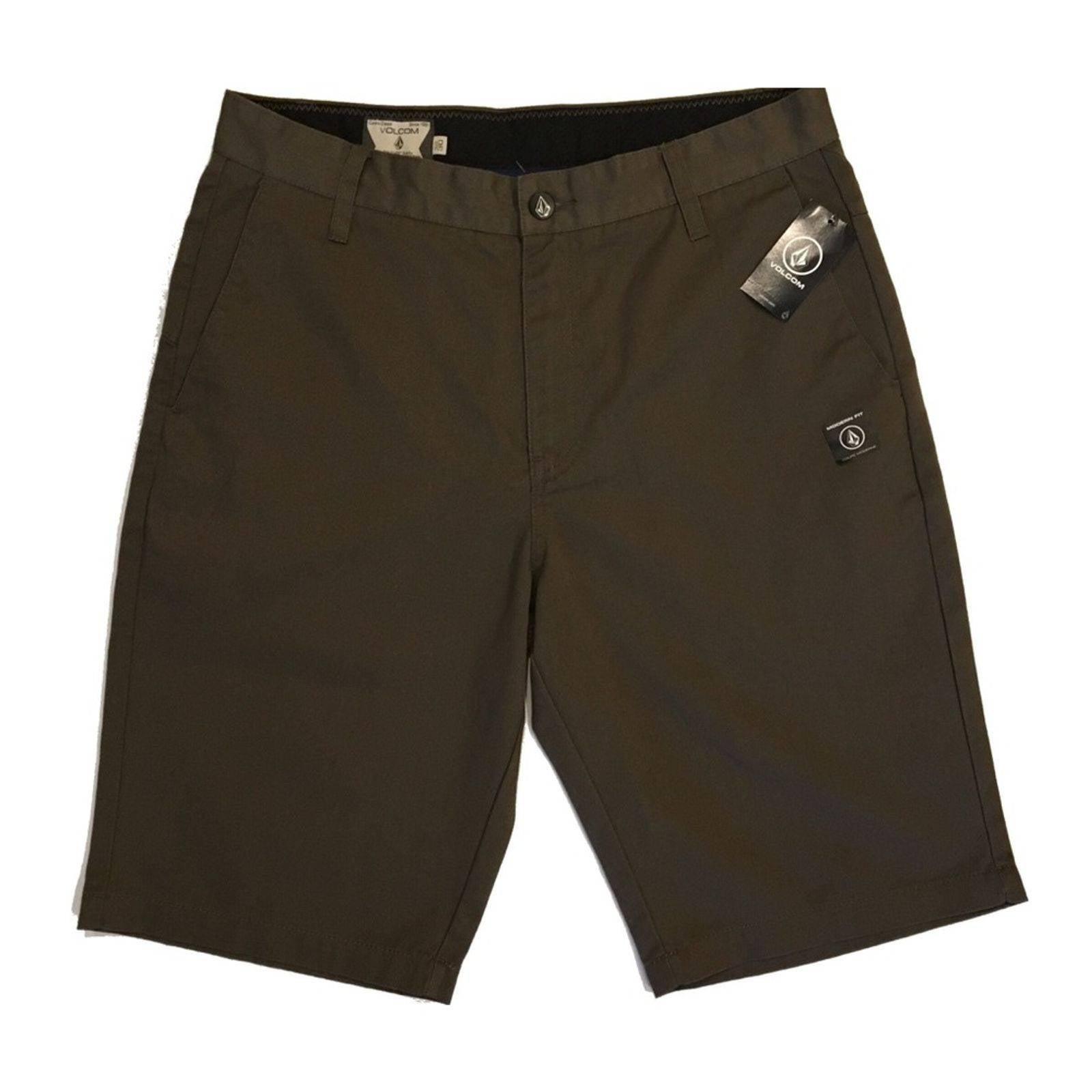 Volcom VMonty Modern Stretch Shorts NWT