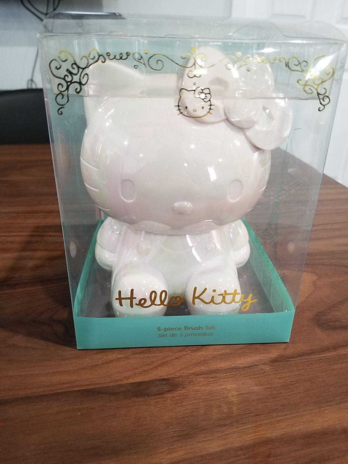 Hello Kitty Sephora LE brush set