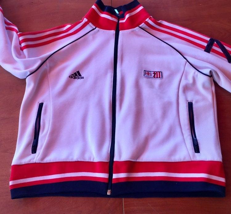 Adidas England David Beckham Jacket