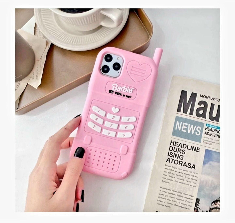 Barbie Pink IPhone Case