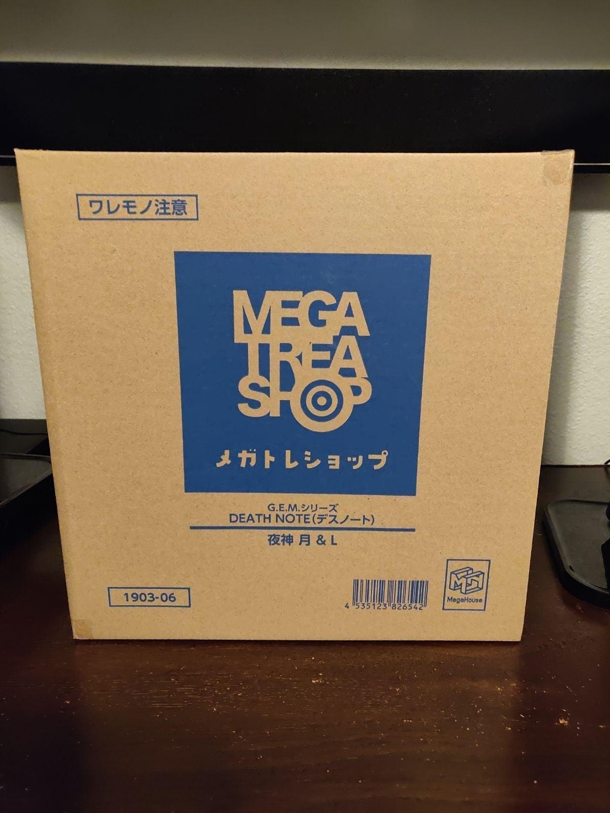 Megahouse GEM 1/8 Death Note