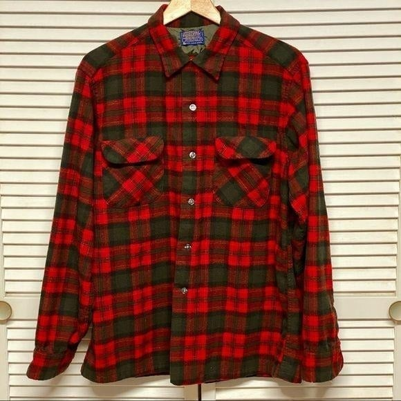 Vintage (70s-90s) Pendleton Board Shirt