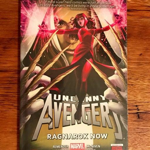 Uncanny Avenger. Ragnarok Now