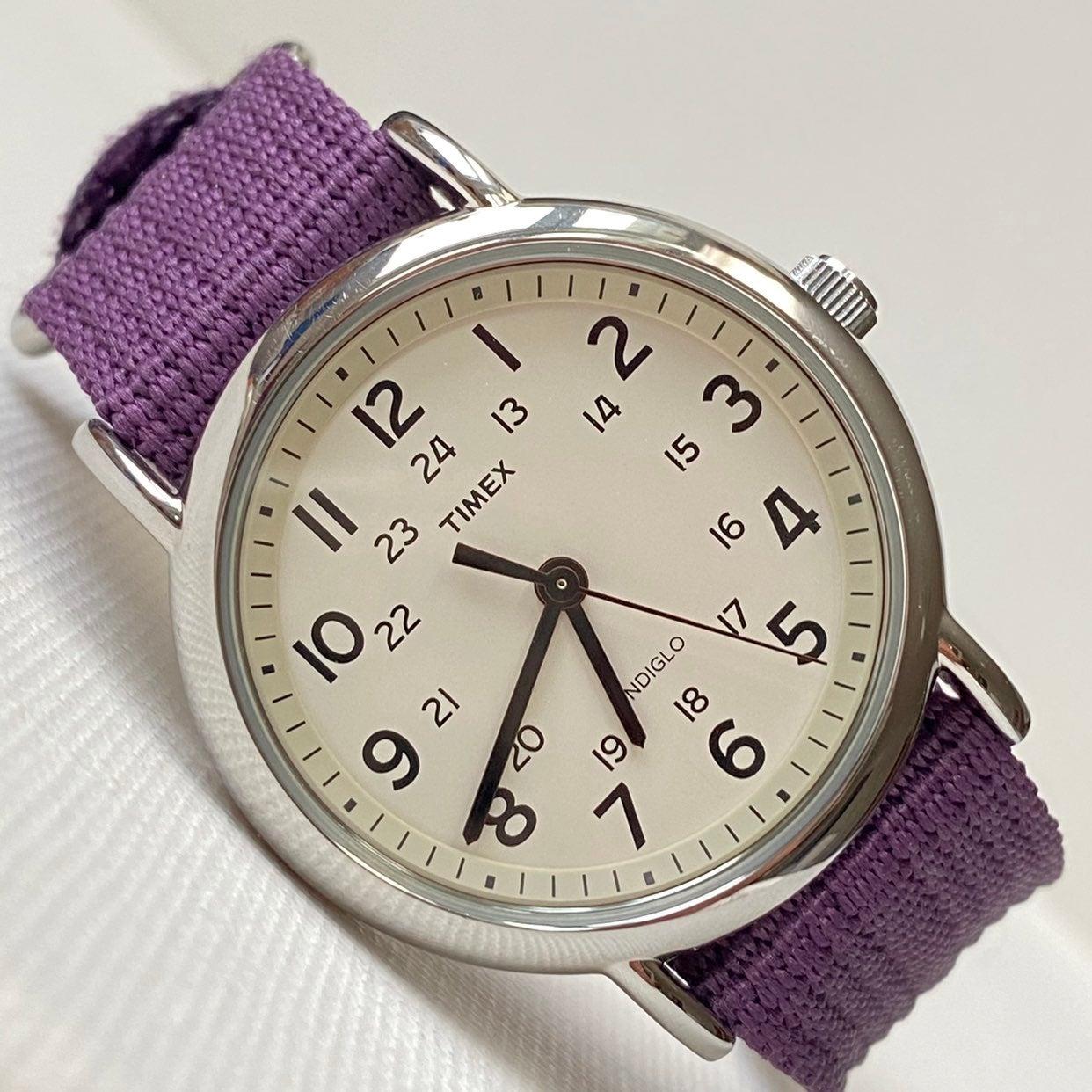 Timex Weekender Indiglo Women's Watch