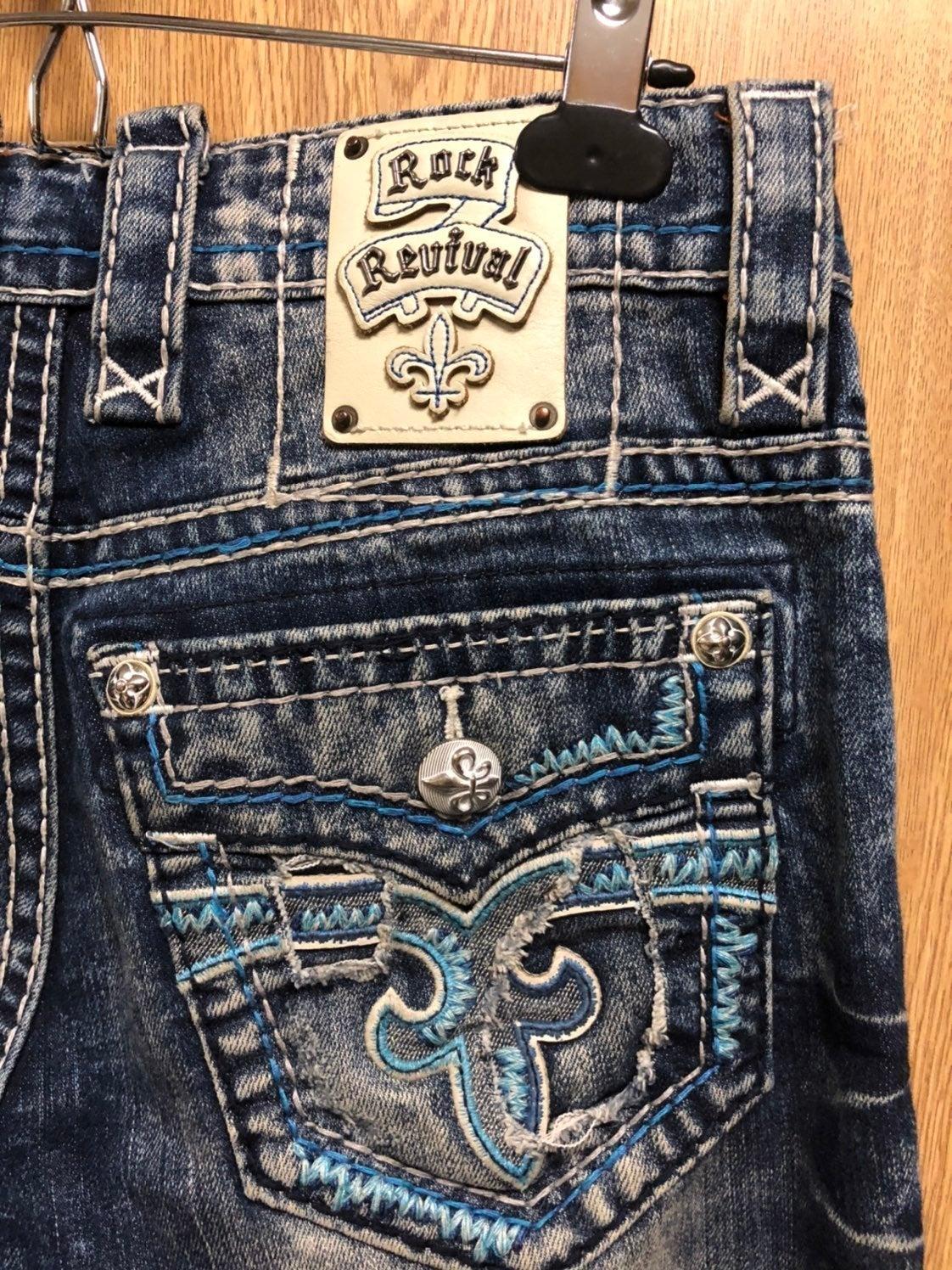 Rock Revival jeans men 30x33
