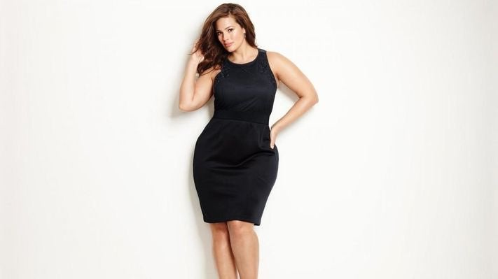Ashley Graham Beyond Dress
