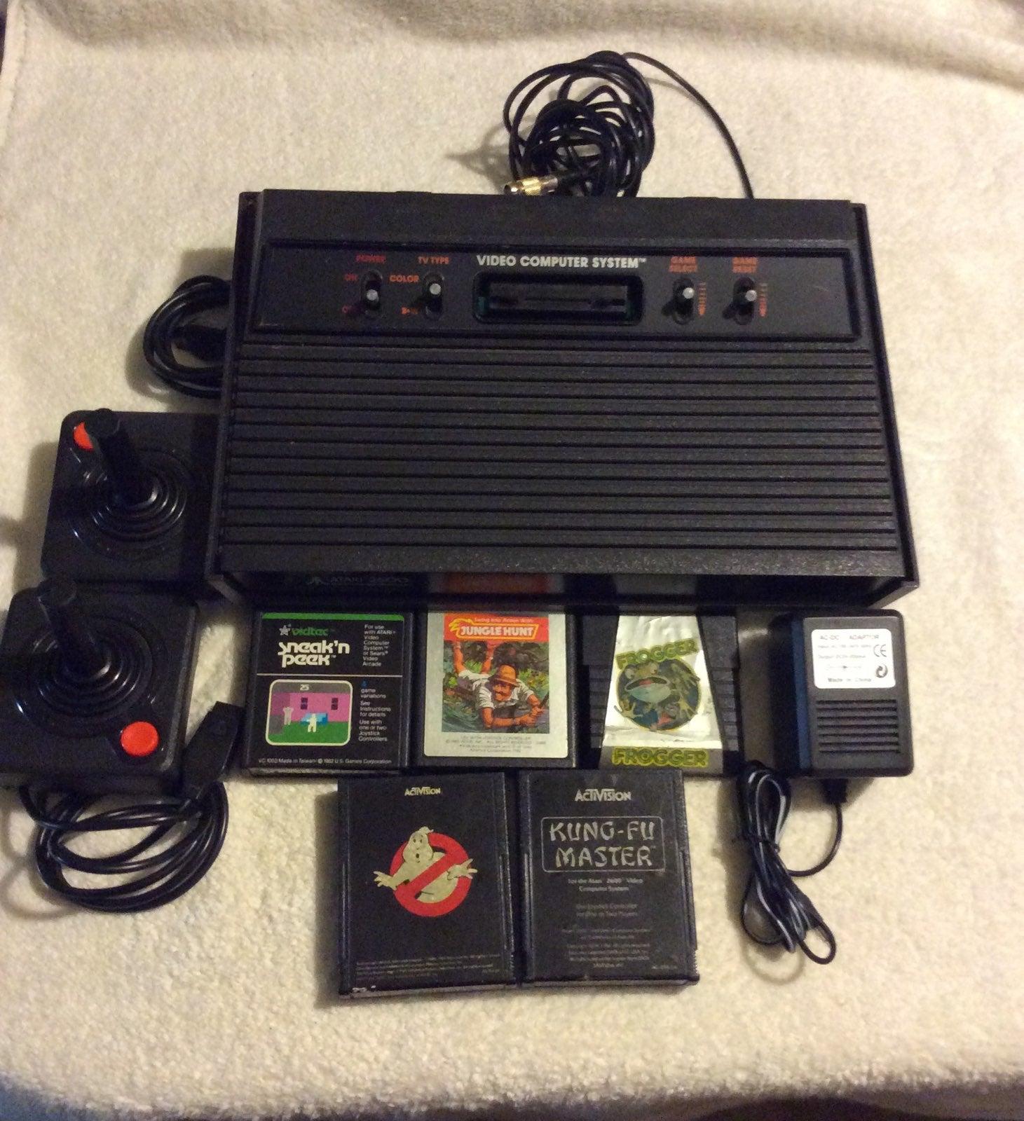 Atari 2600 Bundle