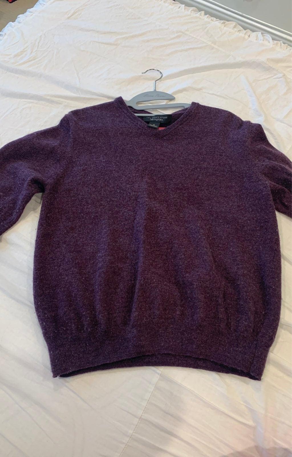 Bloomingdale sweater