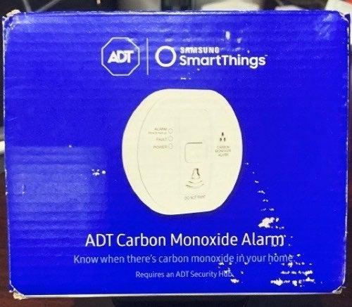 Smartthings ADT smoke detector