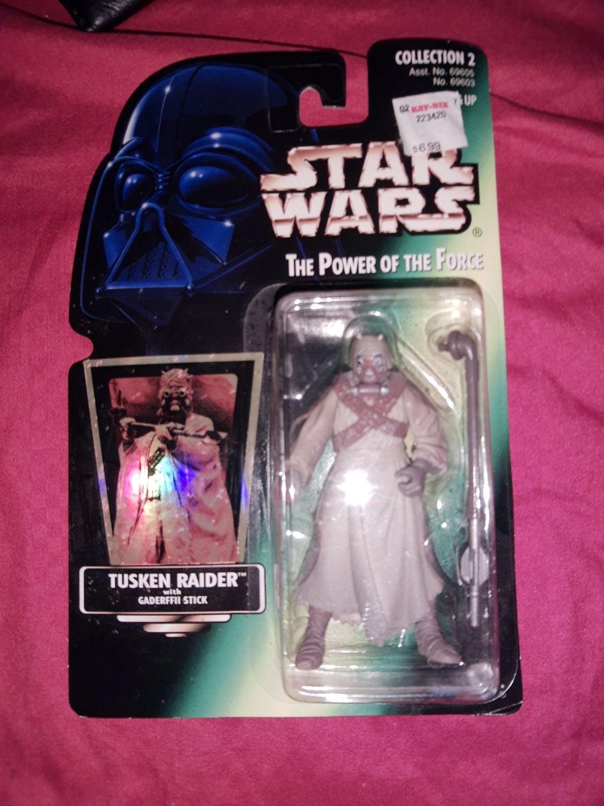 1996 Kenner Star Wars Tusken Raider