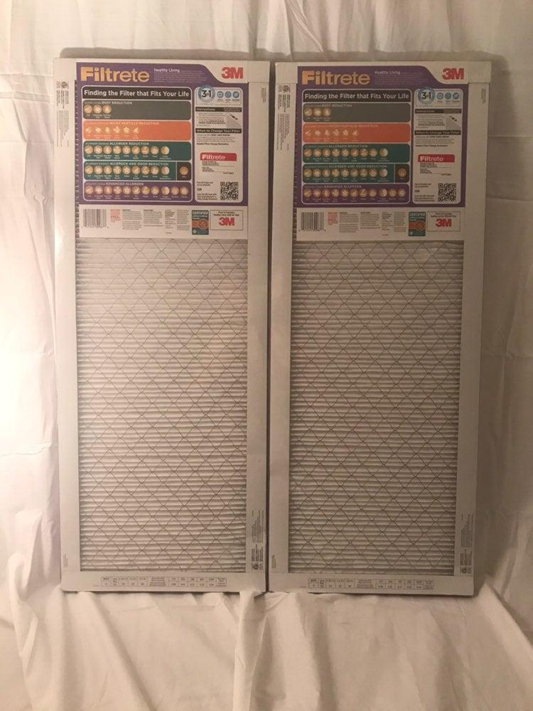 Filterete Advanced Allergen 1500 filter