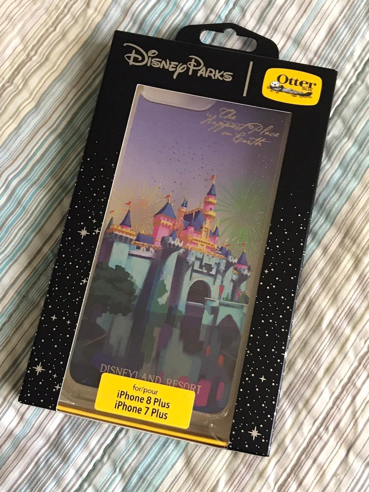 Disneyland Castle Otterbox Iphone 7/8 Pl