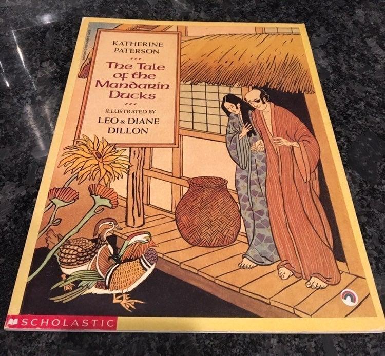 Katherine Paterson Mandarin Story Book