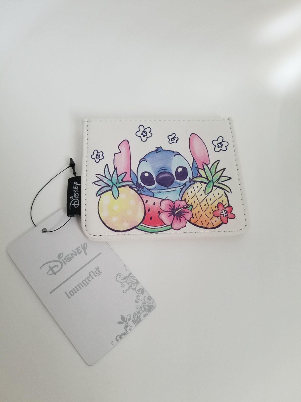 Loungefly Stitch Fruit Card Holder
