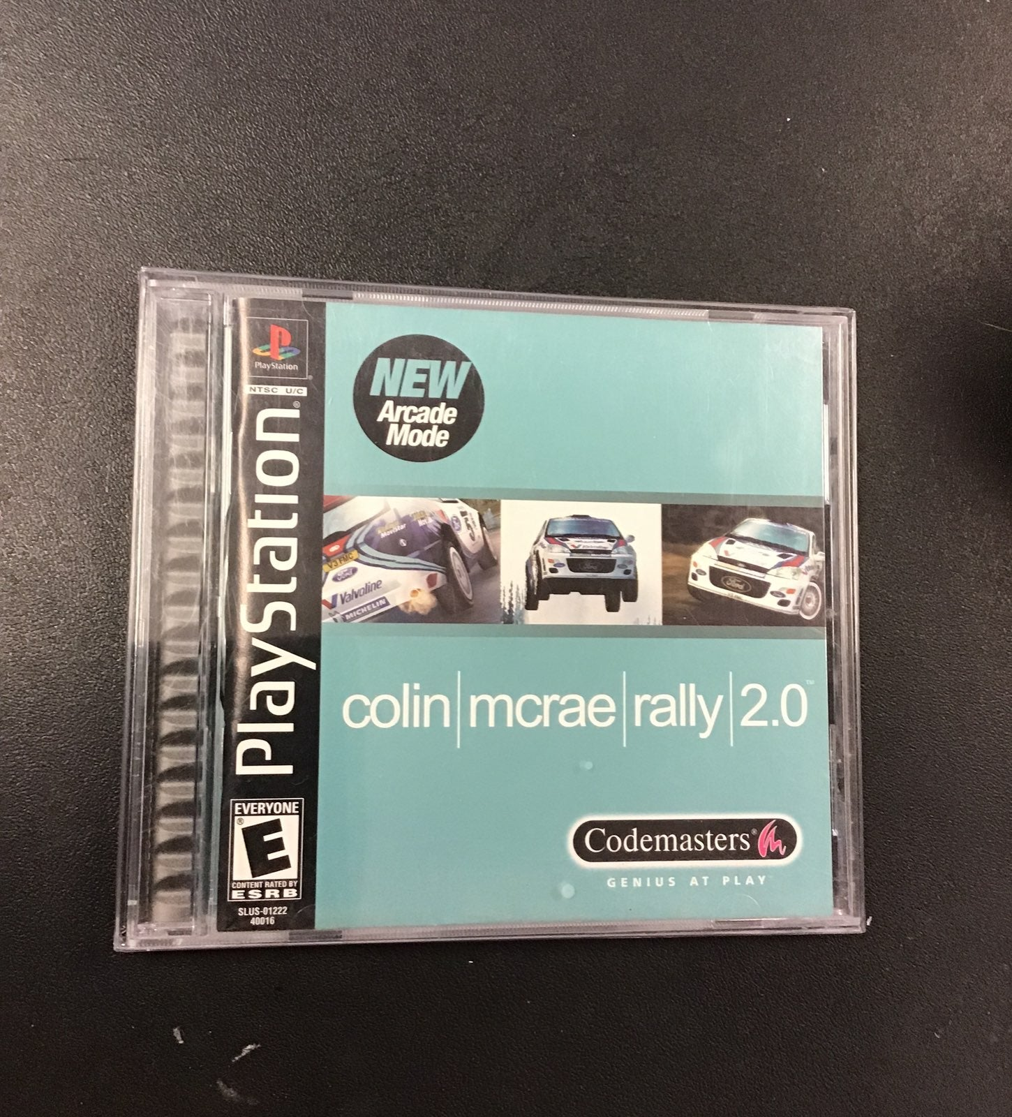 Colin McRae Rally 2.0 PS1 CIB