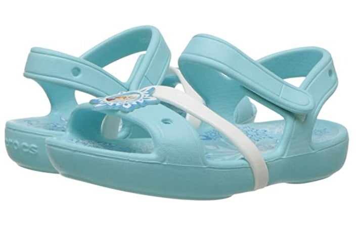 Lina Frozen Sandal - Ice Blue