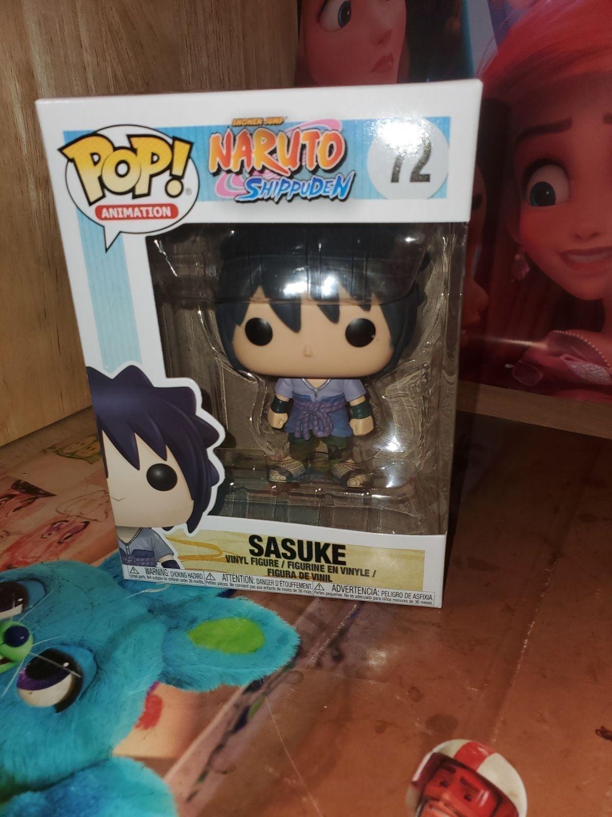 Sasuke Funko Pop Naruto
