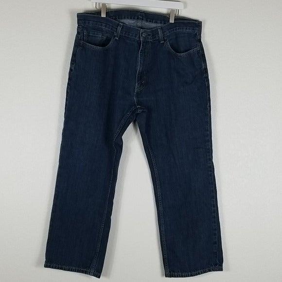 Levi Strauss Mens Straight Leg Jeans