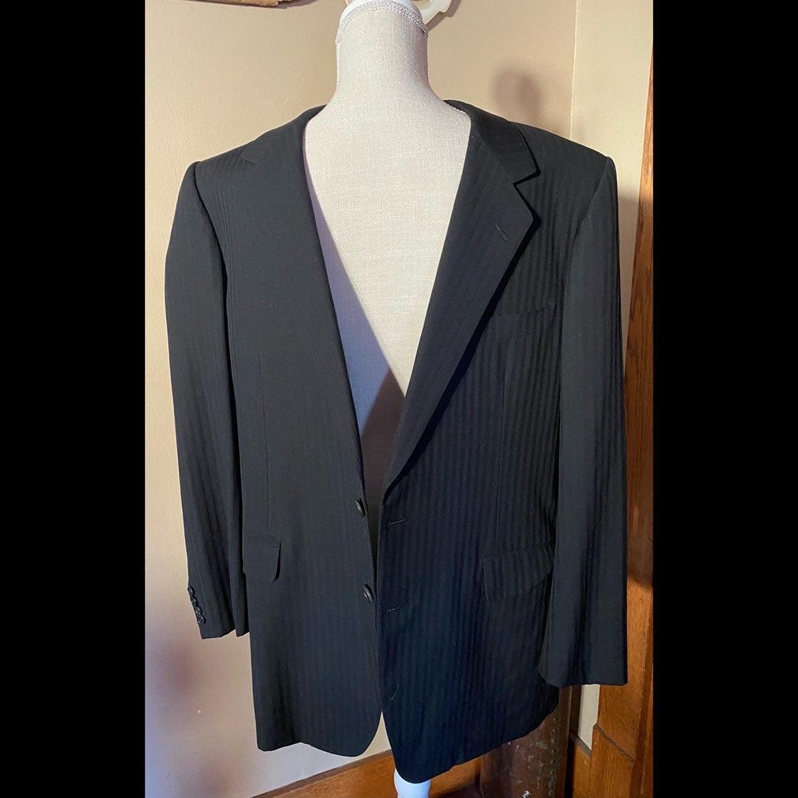 Belvest suit