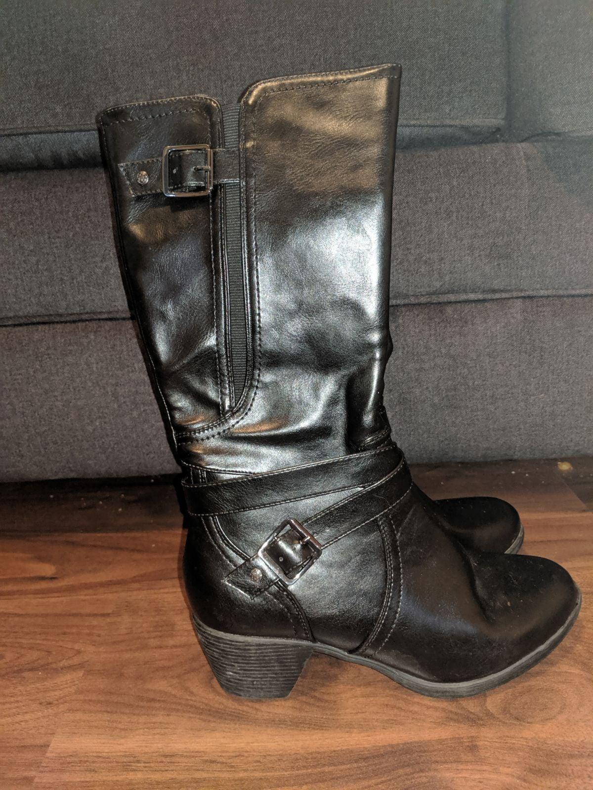 Super Comfy Boots 6 1/2