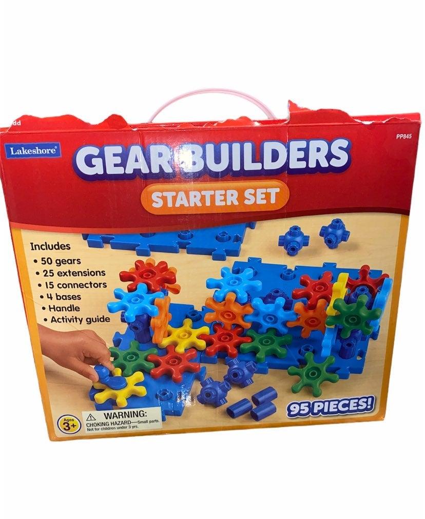 Lakeshore gear building starter set