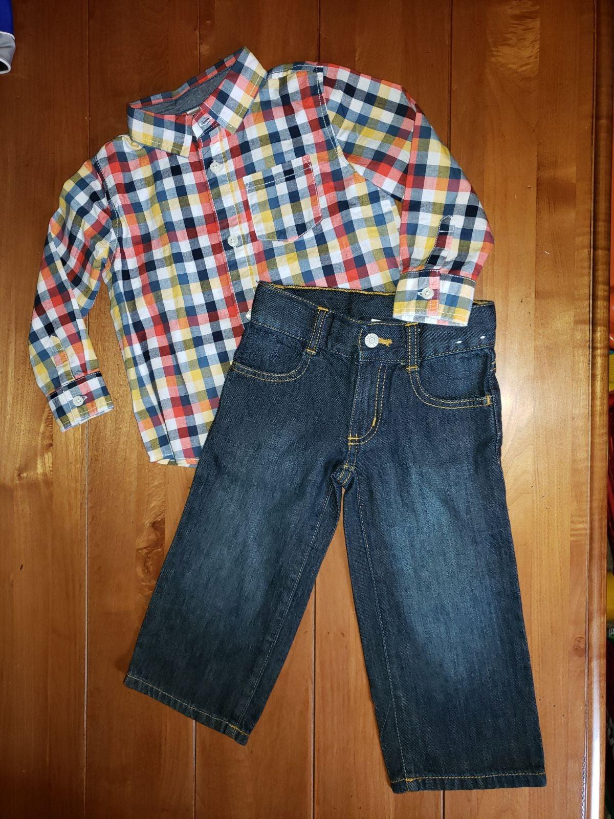 Boys 2T Gymboree Outfit
